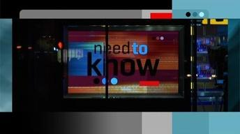 Need to Know Series Generic Promo