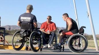 A Veteran Becomes a Paralympian