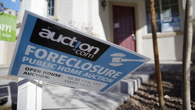 Foreclosures in Nevada image