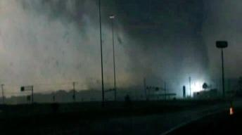 Political Storm Over Tornadoes