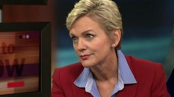 Jennifer Granholm on creating a green economy