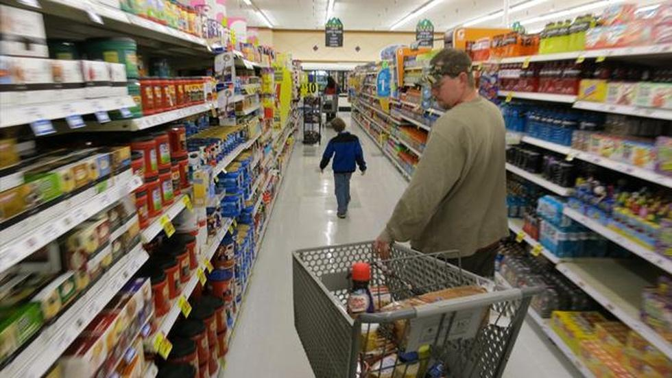 Food stamps in America image