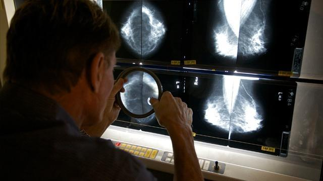 Wounded in war, Arne Duncan, breast cancer research image