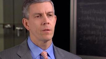 Interview with Education Secretary Arne Duncan