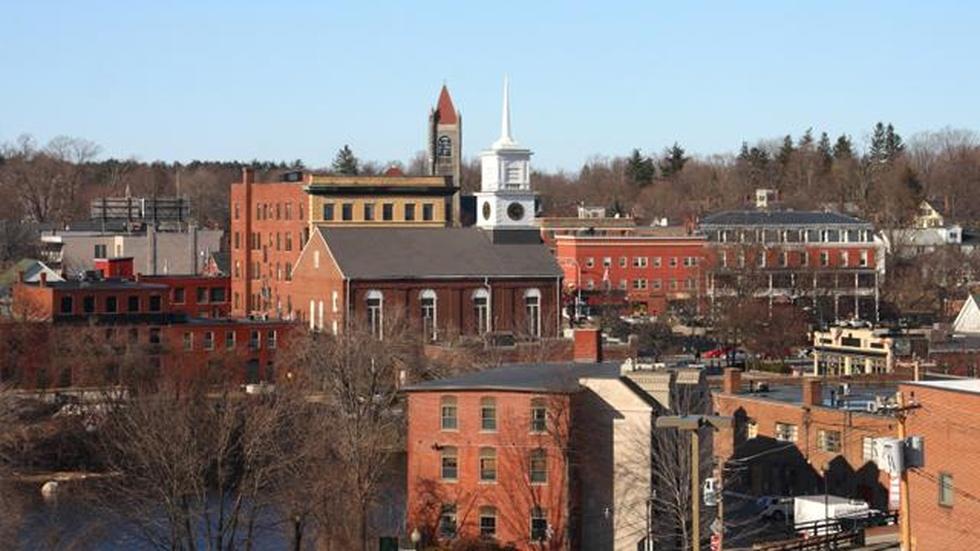 Main Street: Nashua, New Hampshire image