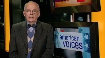 American Voices: Michael Gartner on Iowa