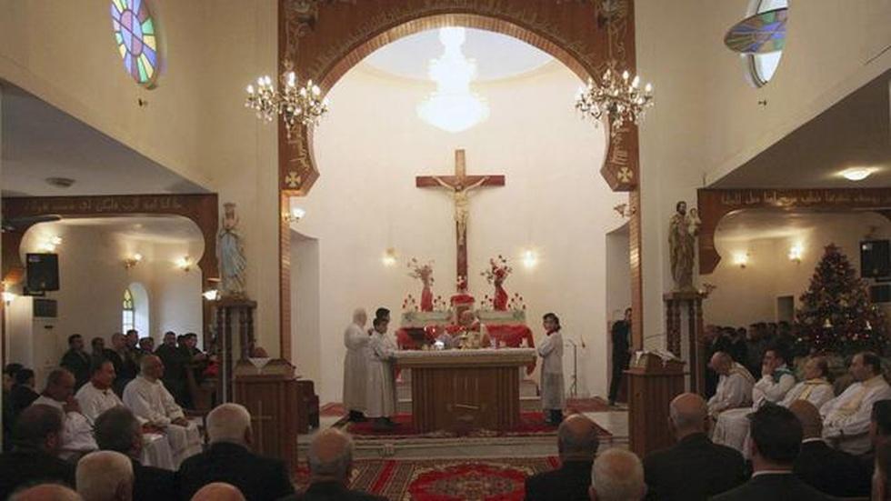 Iraqi Christians image