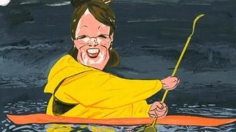 An Editorial Cartoon From Steve Brodner