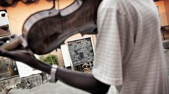 Congo's orchestra, Dominique Strauss-Kahn, Sudan
