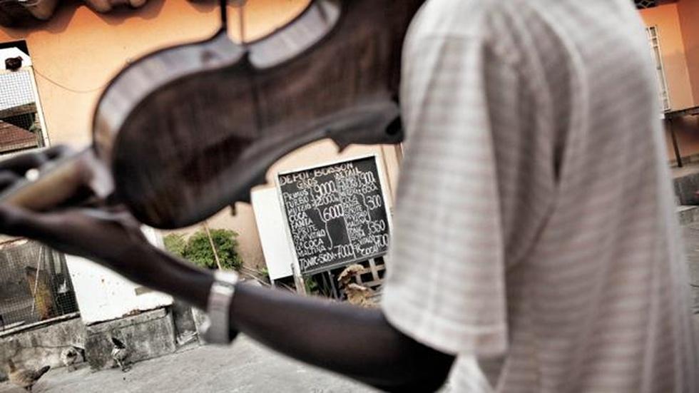 Congo's orchestra, Dominique Strauss-Kahn, Sudan image