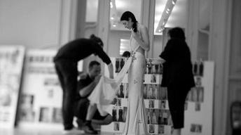Trailer: VII Magazine, Givenchy