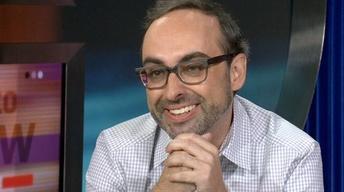 Author Gary Shteyngart image