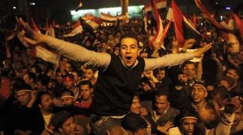 The Sights and Sounds of Cairo During Egypt's Uprising