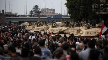 Michele Dunne on the Protests in Egypt