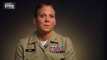 American Voices: Lt. Commander Pam Wall