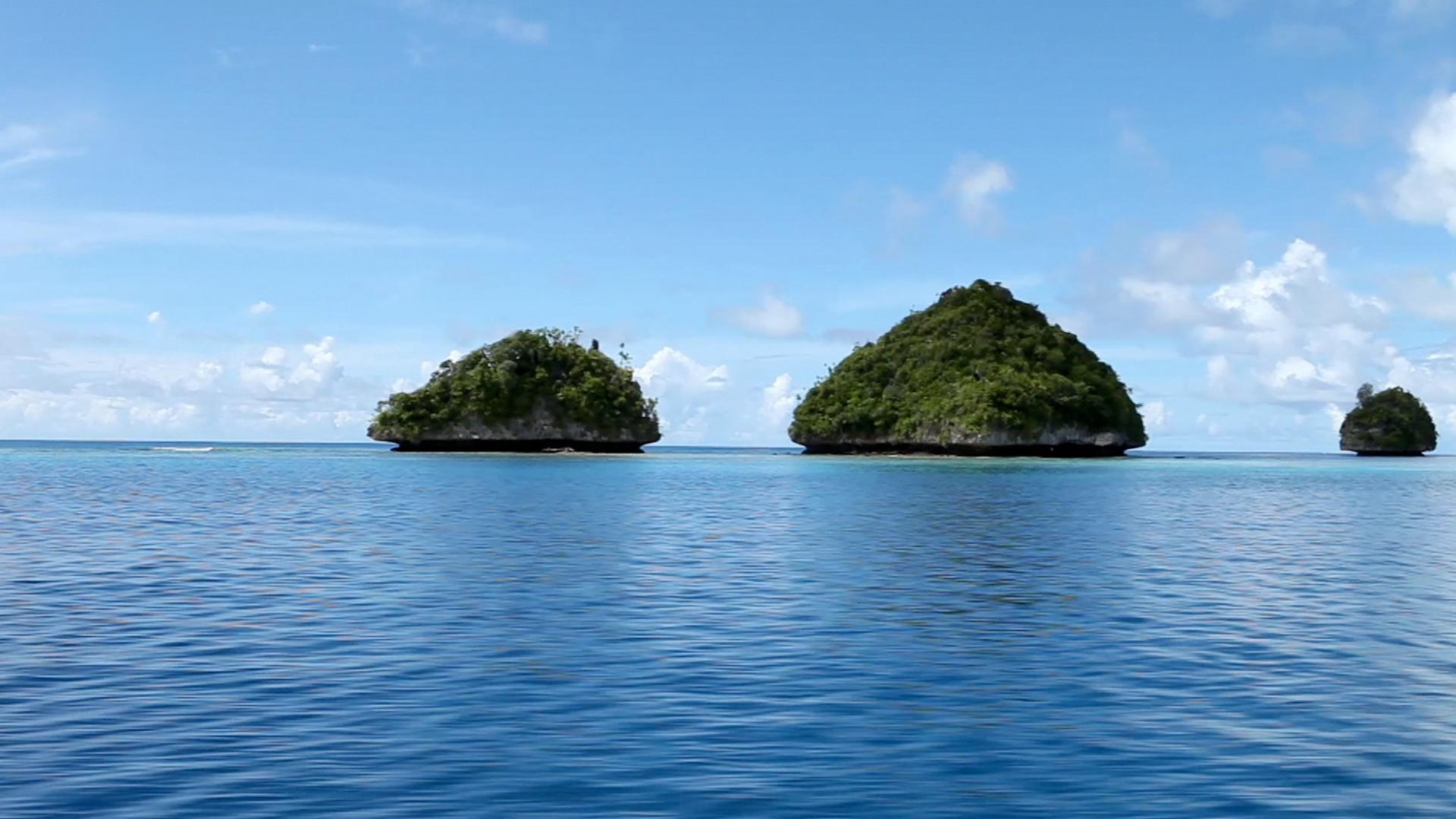 Palau: Paradise lost? image