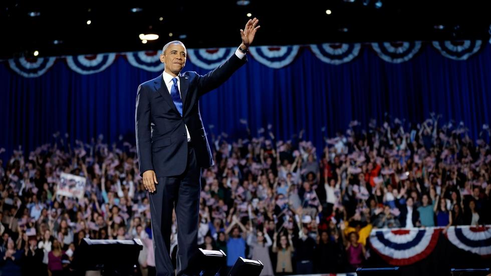 The Road Ahead: Obama's Second Term image
