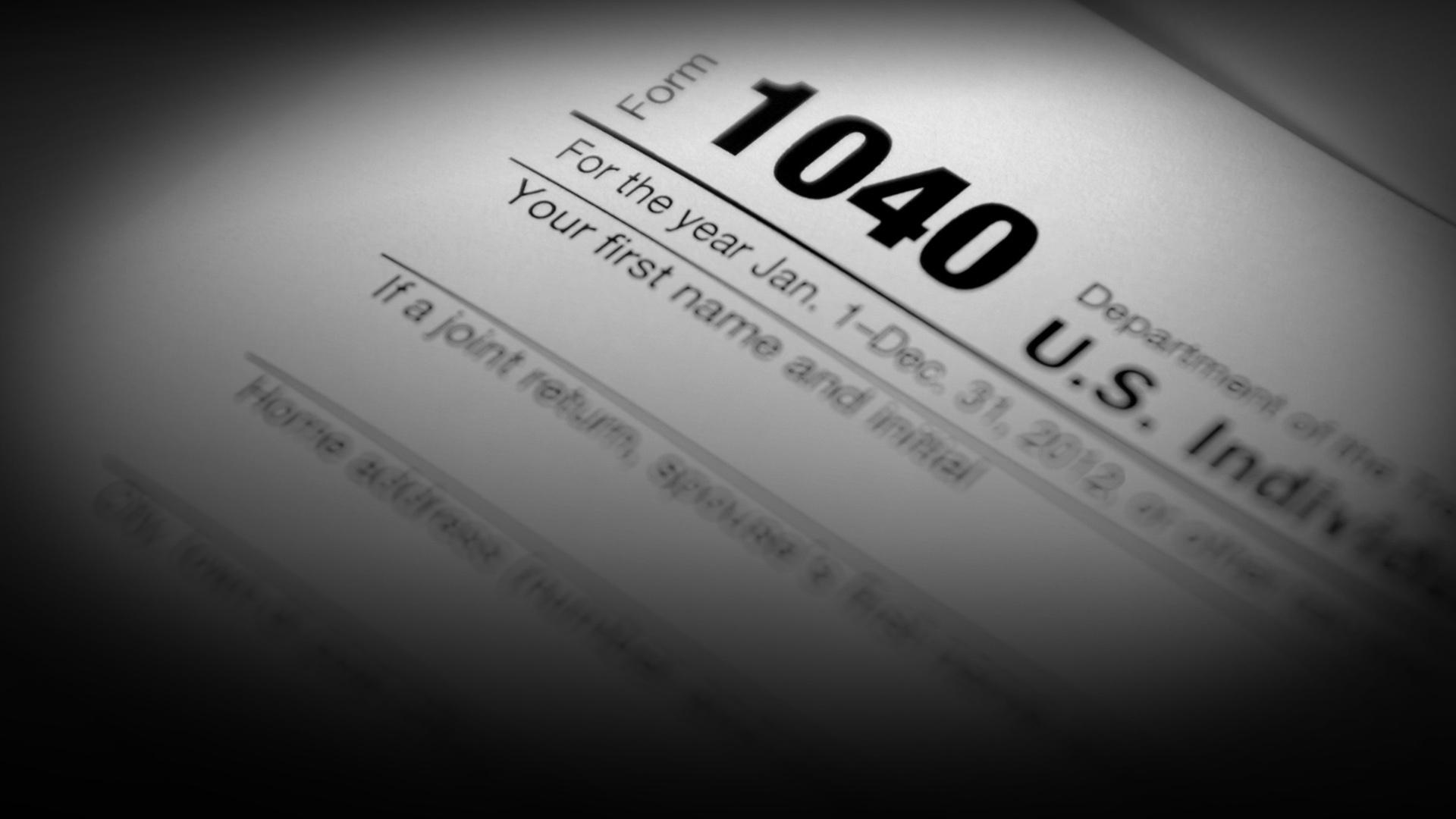 A Tale of Four Tax Returns image