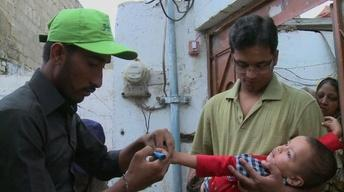 Polio vaccine campaign faces opposition, apathy in Pakistan