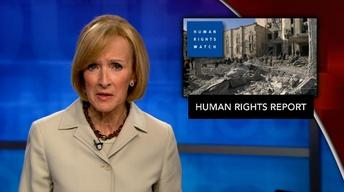 News Wrap: Human rights org says Syrian rebels killed