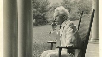 Mark Twain is back! Volume II of his autobiography just out