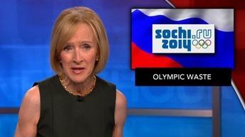 News Wrap: Russia dumps illegal waste near Sochi