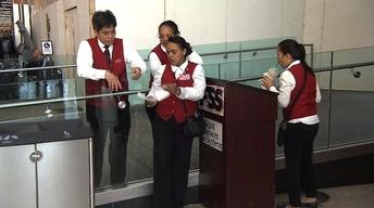 The Secret to Airport Workers not Losing Your Luggage