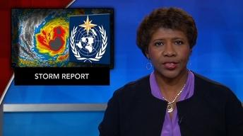 News Wrap: UN reports average year for tropical storms