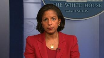 Susan Rice: 'Now is not the time for new sanctions' on Iran