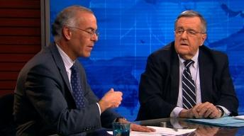 The Doubleheader: Shields and Brooks on Rivalry Saturday