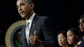Obama's health care offensive's effect on midterm elections