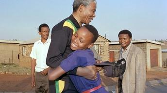 Why the world aspires to live up to legacy left by Mandela