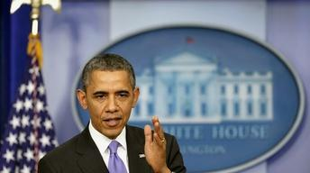 Obama admits ups and downs of 2013, looks forward to 2014