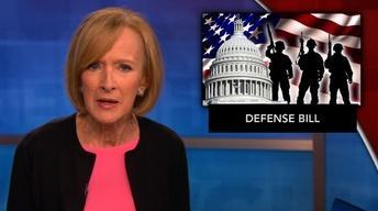 News Wrap: Congress passes defense bill