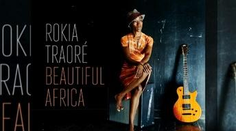 Rokia Traoré's mix of music on 'Beautiful Africa'
