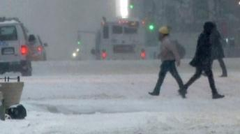 News Wrap: Arctic air in Northeast as winter storm wraps up