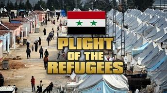 Palestinian refugees suffer under Syrian fighting