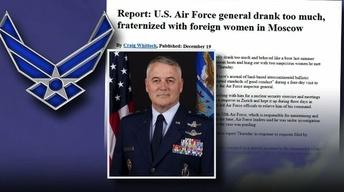 Air Force officers caught in cheating scandal