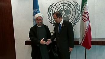 World powers dispute on Iran attending Syrian peace talks