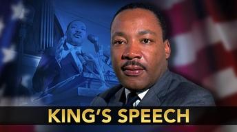 Rediscovering a Martin Luther King Jr. speech