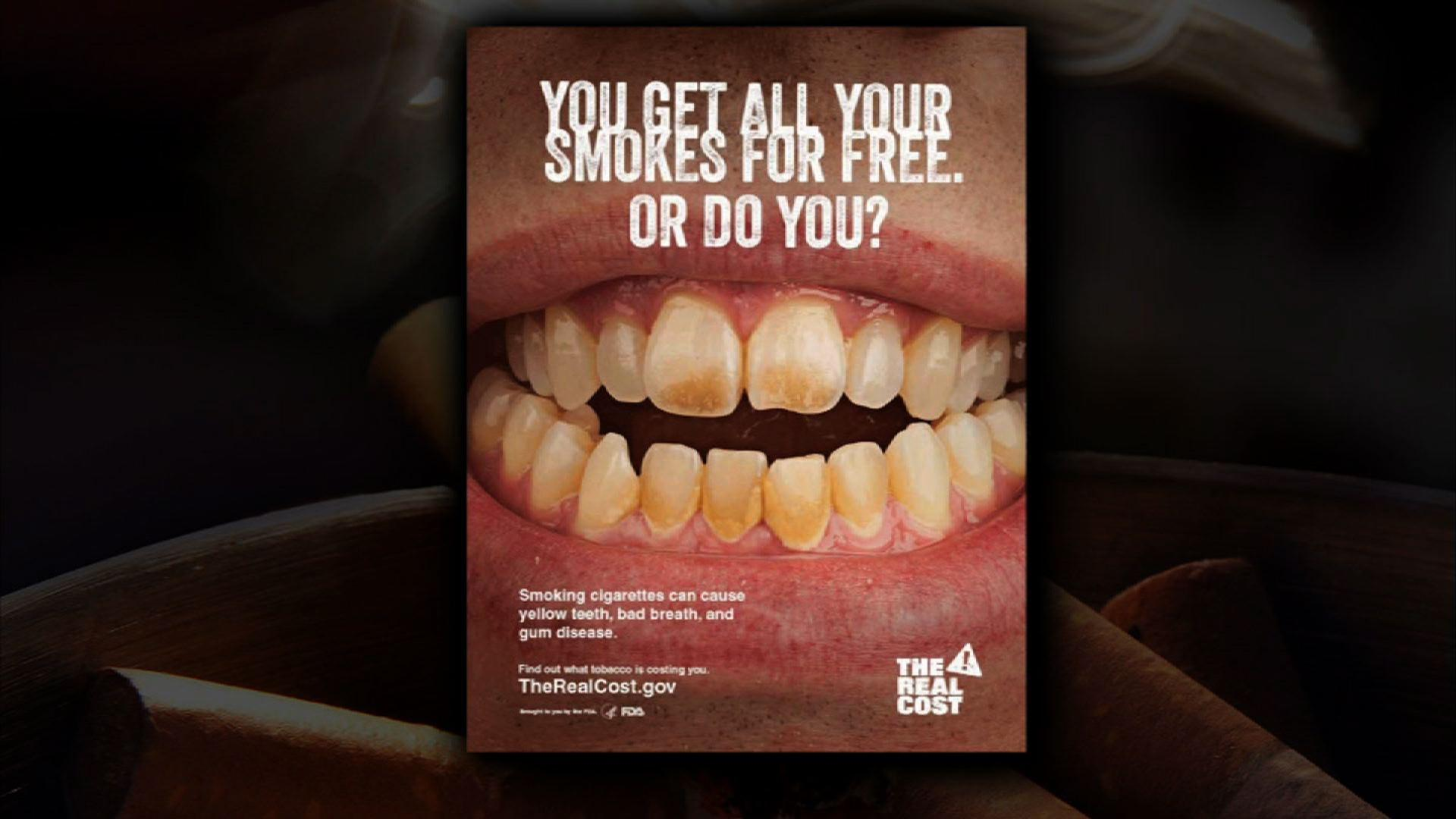 Anti Smoking Ads For Teens