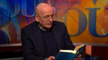 "Roddy Doyle reads an excerpt from novel, ""The Guts"""