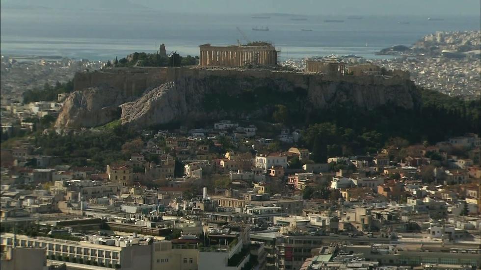 Seeing the Parthenon through ancient eyes image