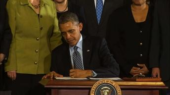 News Wrap: Obama signs farm bill