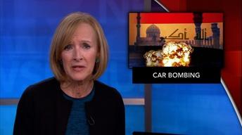 News Wrap: Accidental explosion kills insurgents in Iraq