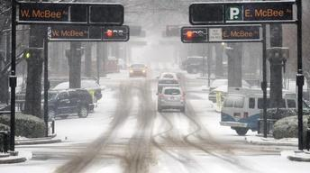 News Wrap: Icy winter storm knocks out power in the South