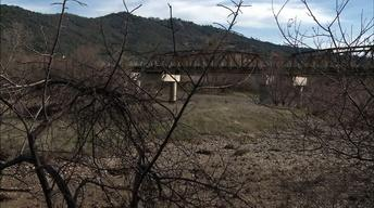 Historic drought strains California's towns and farms