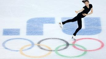 Yuna Kim hopes to land second Olympic gold medal