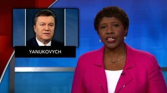 News Wrap: Ukraine issues warrant for Yanukovych