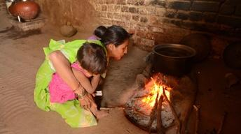 Designing cleaner stoves for the developing world